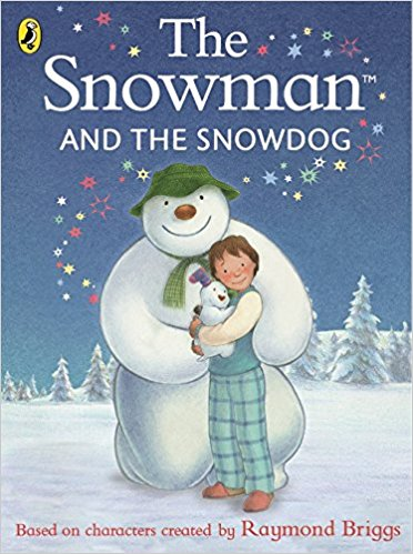 The Snowman and Snowdog Image
