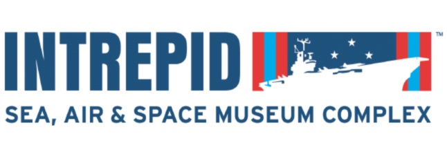 Image result for the intrepid museum logo